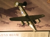 Close-up of the B-24 model