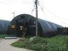 Refurbished Nissen huts 2009