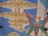 Memorial mosaic 1