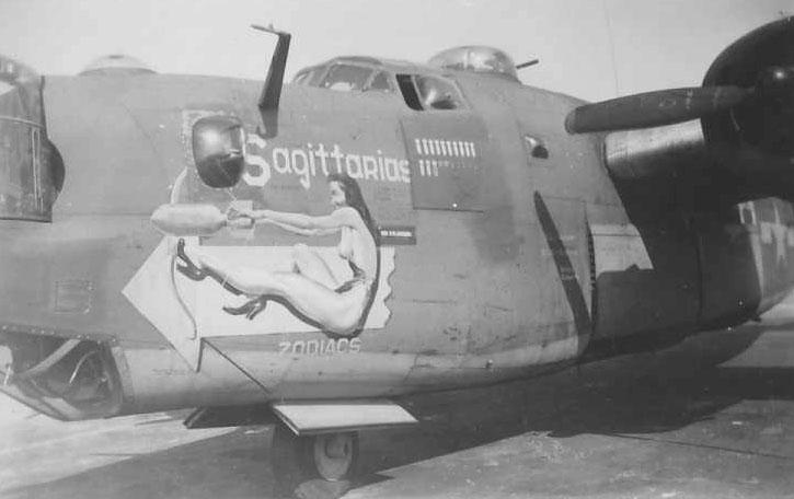 Sagittarius, \'Zodiac\' Squadron