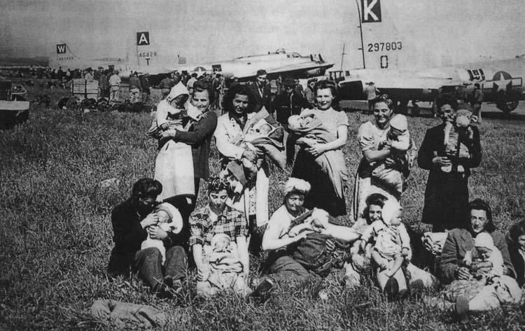Mercy mission June 3 1945
