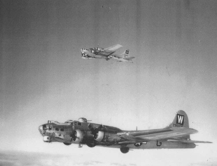B-17 \'American Beauty\'
