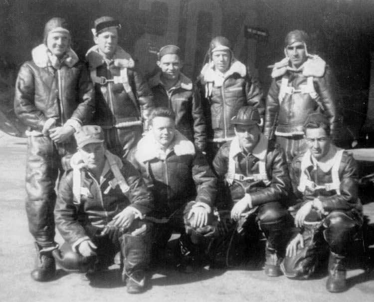 Crew of Black Fury