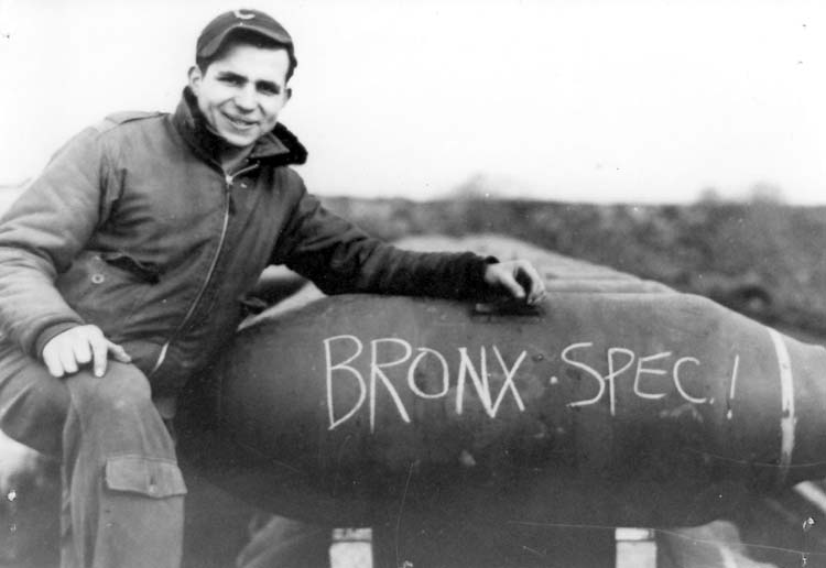 A 'Bronx special' for Hitler