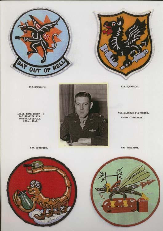 Squadron insignia
