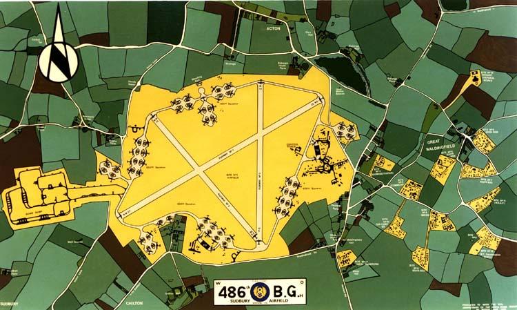 Plan of Station 174 Sudbury